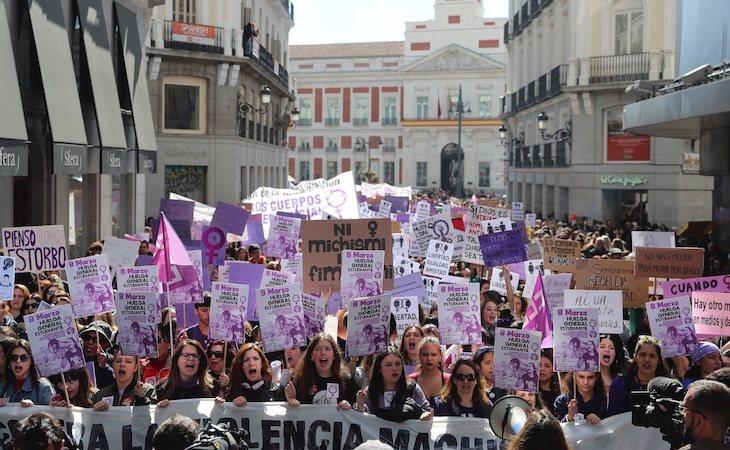 Activistas de la lucha contra la violencia de género se han sorprendido por el reconocimiento de la reina