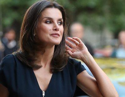 """El Poder Judicial premia a la Reina Letizia """"por su lucha contra la violencia de género"""""""