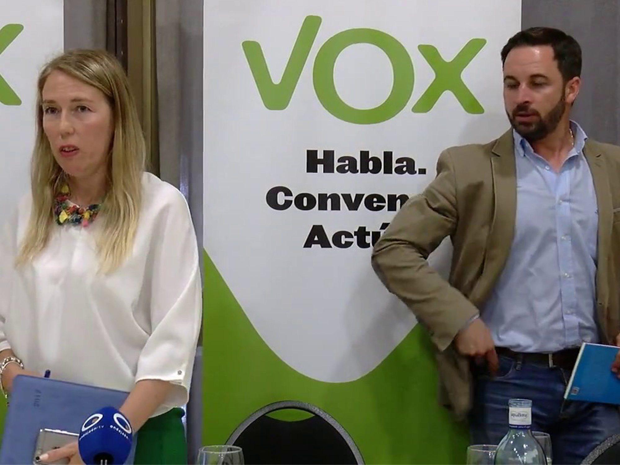 La candidata electa de VOX a la Alcaldía de Jaén fue detenida por robar 700 euros en un supermercado
