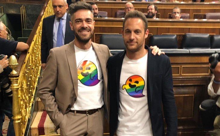 Felipe Sicilia (PSOE), ante la bancada de VOX:
