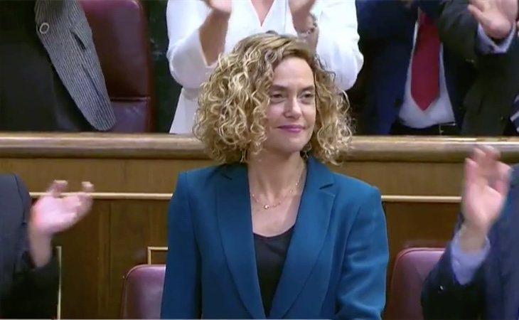 Meritxell Batet, nueva presidenta del Congreso con el voto en contra de independentistas y centroderecha