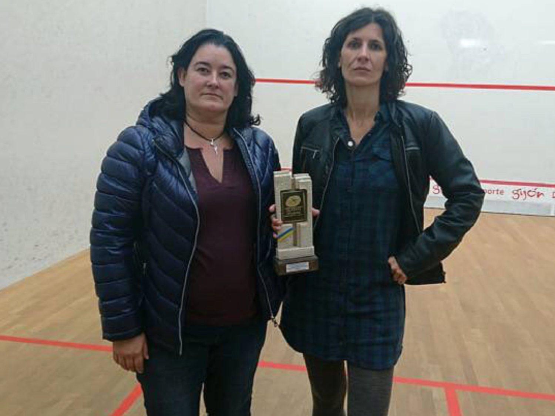 Machismo deportivo: ganadoras de squash premiadas con un vibrador y cera depilatoria en Asturias