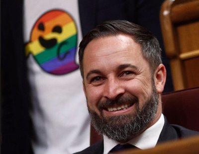 'Gaysper' siguiendo a Abascal y Valle Inclán protagonizan los memes de inicio de legislatura