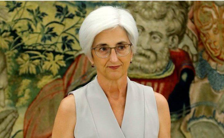María José Segarra Crespo es la Fiscal General del Estado