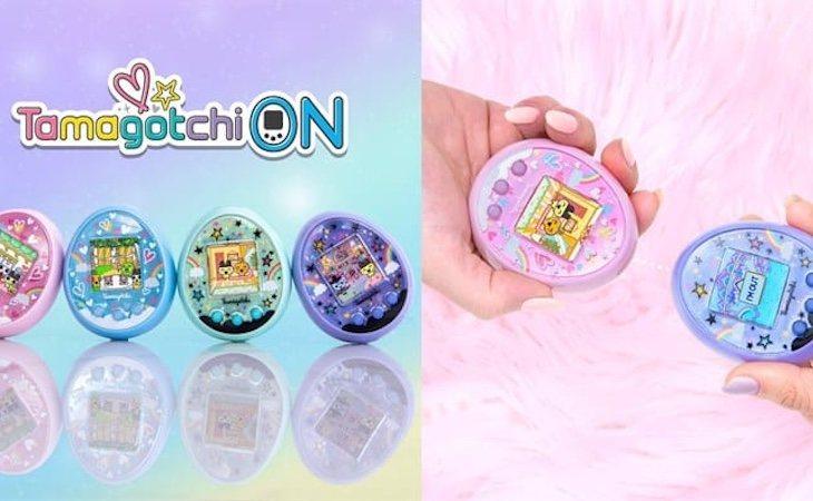 Tamagotchi On es la nueva versión del famosos juguete