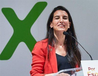 """Monasterio (VOX) asegura que en los colegios de Madrid se habla de """"zoofilia"""" a los niños"""