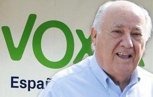 VOX quiere cambiar el nombre de un hospital para llamarlo 'Amancio Ortega'