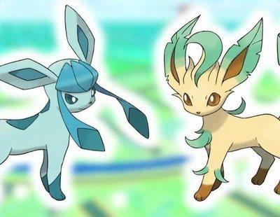 'Pokémon GO': El truco para evolucionar a Eevee en Leafeon y Glaceon