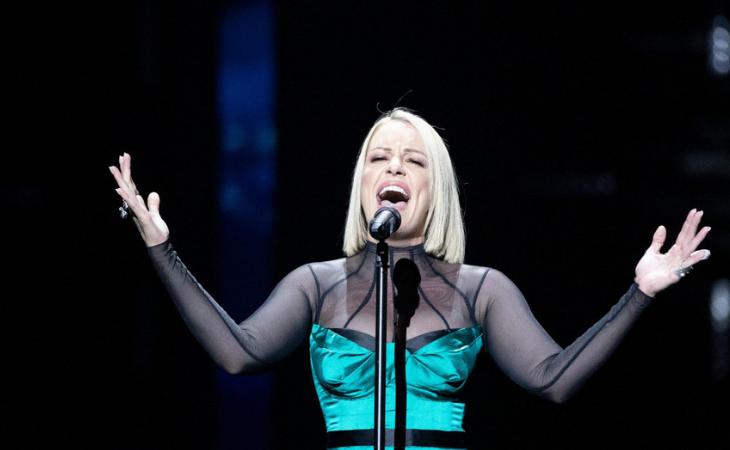 Tamara Todevska, representante de Macedoniadel Norte en Eurovisión 2019