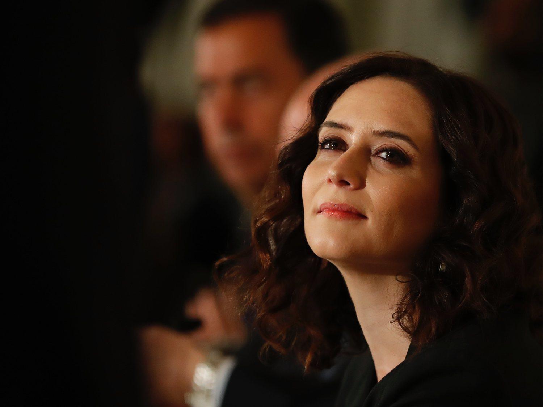 Díaz Ayuso no puede disimular su desprecio (una vez más) al Orgullo LGTBI