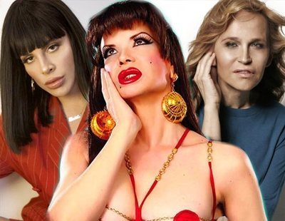 5 actrices que podrían interpretar a La Veneno en el biopic de Los Javis