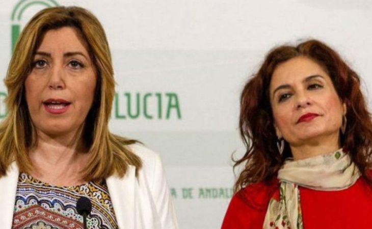 Susana Díaz quiere agarrarse a los resultados electorales del 26M