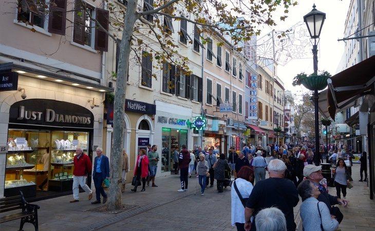 El Peñón de Gibraltar puede vivir una fuerte crisis tras la consumación del Brexit