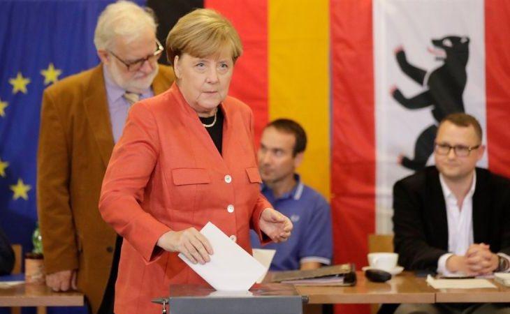 Los conservadores y socialdemócratas se hunden en Alemania en detrimento de Los Verdes, que se disparan hasta la segunda posición, según los ...
