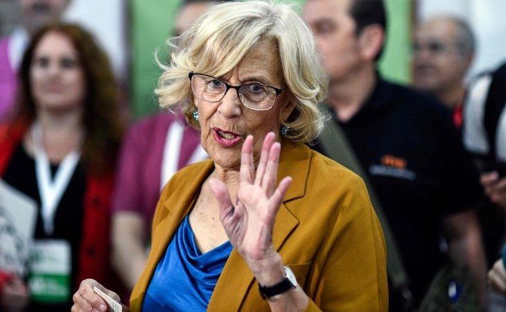 Carmena obtiene 20 y PSOE 12 y se sitúan a la cabeza del pleno frente a las tres derechas, con el 2%