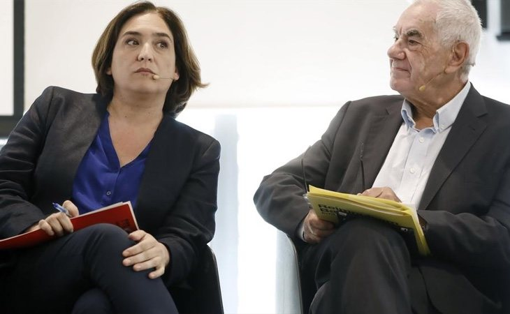 Colau y ERC empatan en Barcelona, como pronostican los sondeos, con casi el 20% escrutado