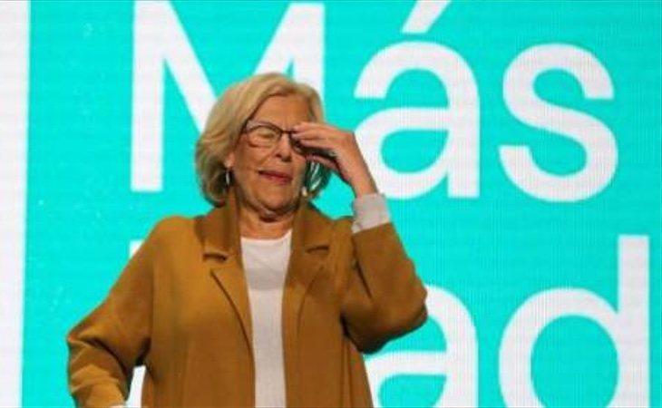 Carmena podría perder la alcaldía de Madrid: solo gana por dos concejales con el 37% escrutado y falta escrutar el resultado en los distritos más ...