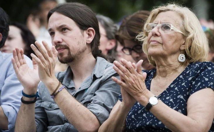 Carmena retendría ahora el Ayuntamiento si Izquierda Unida y Podemos no hubiesen presentado una lista en su contra