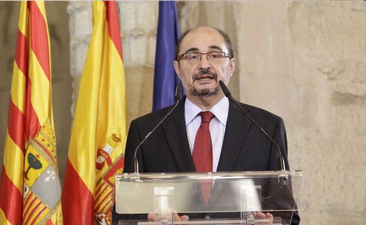 El PSOE gana en Aragón, pero dependerá del apoyo de Ciudadanos, con quien mantiene buena relación en la región