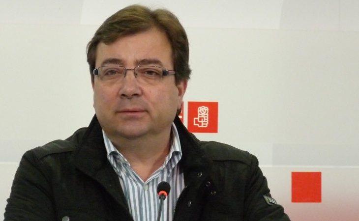 Guillermo Fernández Vara (PSOE) consigue mayoría absoluta en Extremadura