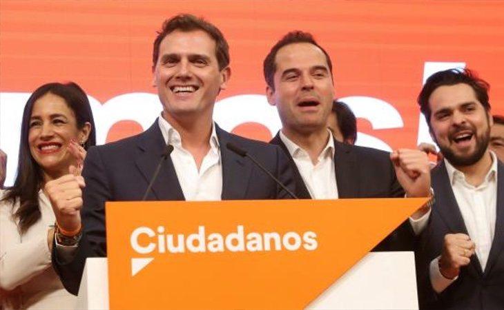 Ciudadanos se muestra dispuesto a organizar gobiernos de coalición con VOX tras el 26M