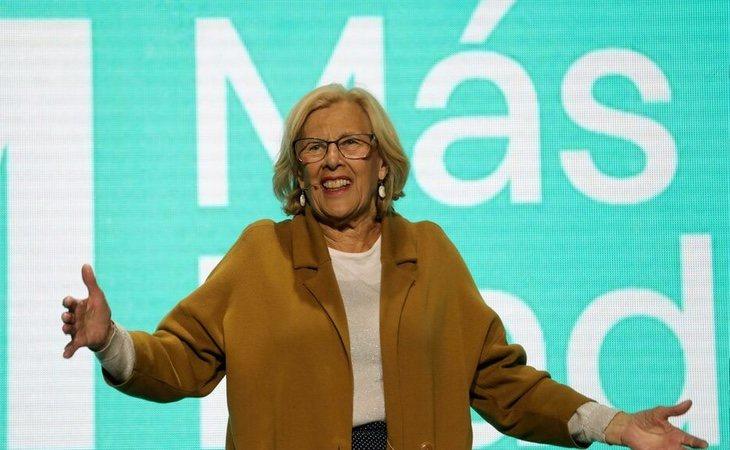Carmena ganó en 15 distritos de Madrid y el PP en los 6 restantes, pero finalmente podrá desalojar a la líder de Más Madrid