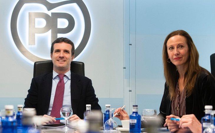 Marta González puede tener las horas contadas como vicesecretaria de Comunicación del PP