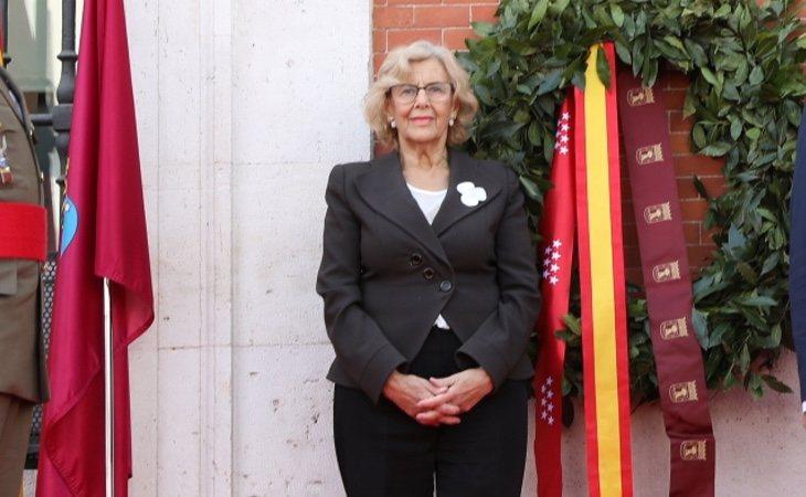 El diario estadounidense destaca la gestión de Manuela Carmena durante los últimos cuatro años