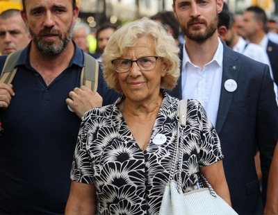 The New York Times elogia la gestión de Carmena como alcaldesa de Madrid