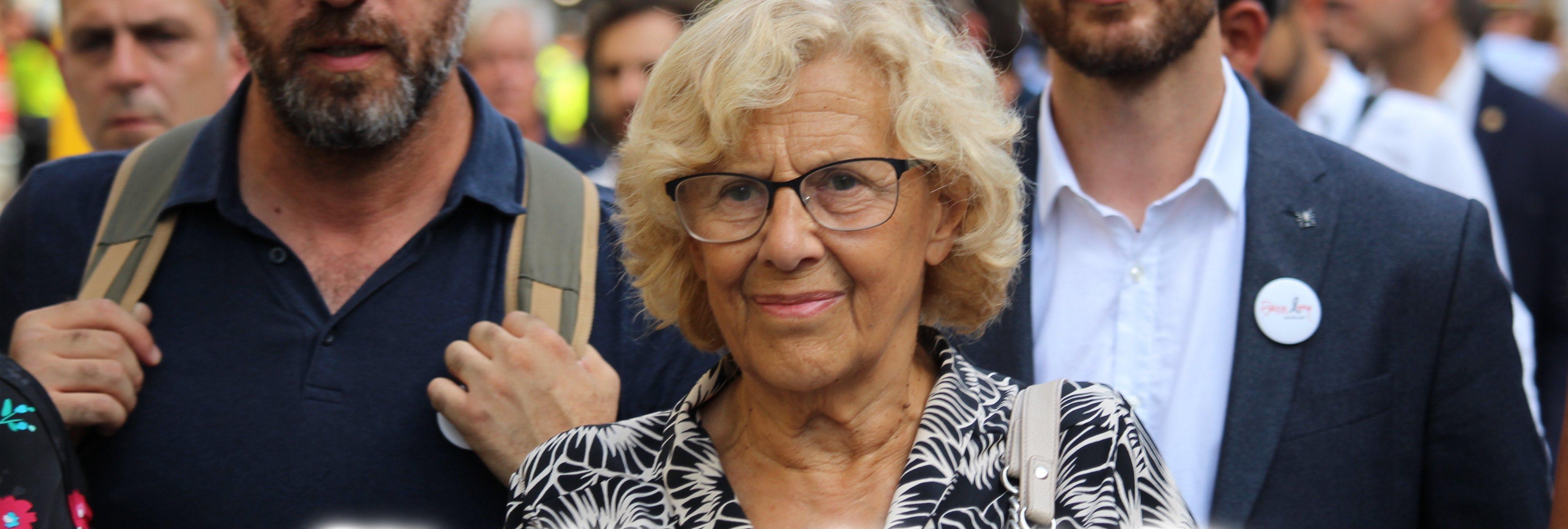 The New York Times elogia la gestión de Carmena como alcaldesa de Madrid