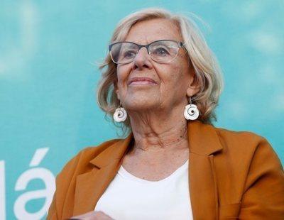 """'Gracias Manuela': las redes agradecen la labor de """"la mejor alcaldesa de Madrid"""""""
