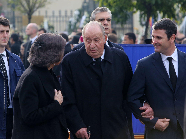 El Rey Emérito anuncia que se retira de la vida pública a partir del 2 de junio