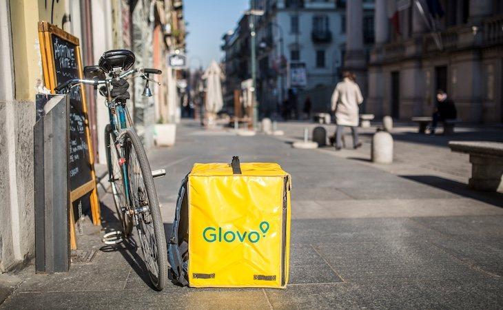 El repartidor de Glovo fallecido en Barcelona no tenía permiso de trabajo