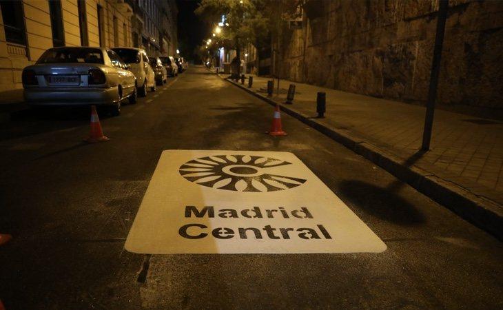 El PP quiere acabar con Madrid Central