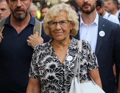 Carmena baraja ahora presentarse a la investidura ante las presiones de Europa sobre C's