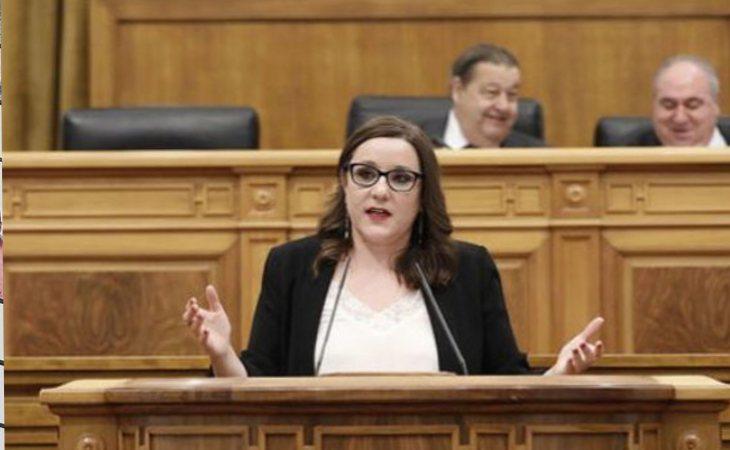 María Díaz,secretaria de Organización de Podemos Castilla-La Mancha
