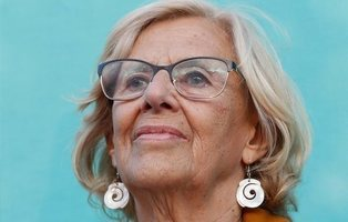 Manuela Carmena anuncia que intentará ser investida alcaldesa de Madrid