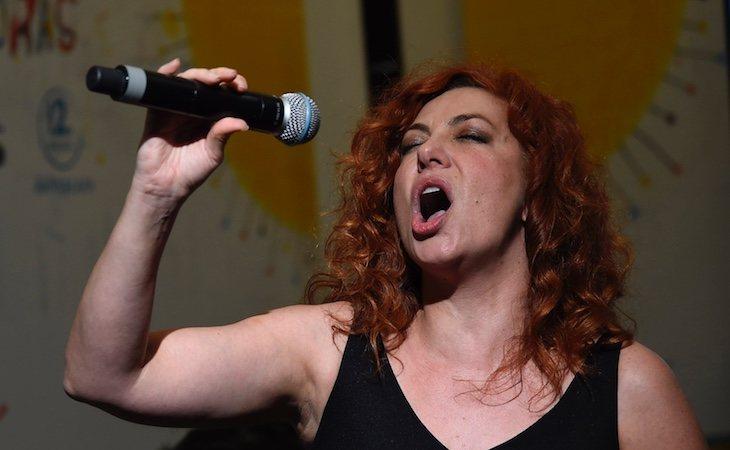 La soprano Pilar Jurado es la actual presidenta de SGAE