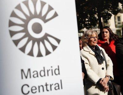 El difícil proceso al que tendrá que hacer frente el PP para acabar con Madrid Central