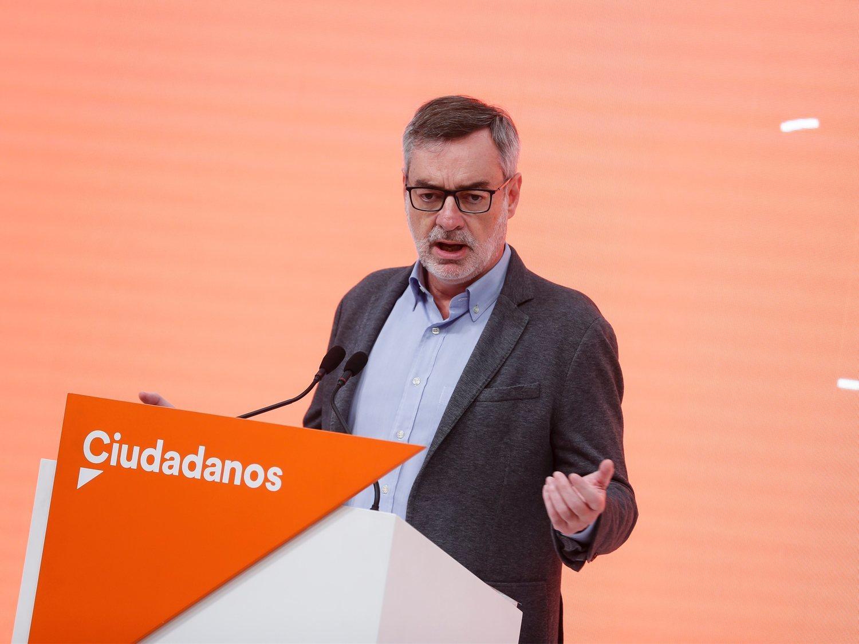Ciudadanos rechaza la propuesta de Errejón para gobernar Madrid sin VOX