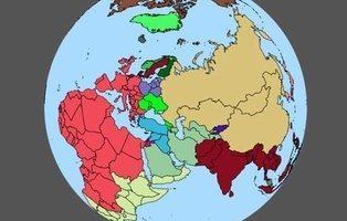 WorldWarBot: España vuelve a ser imperio en una viral simulación de la III Guerra Mundial