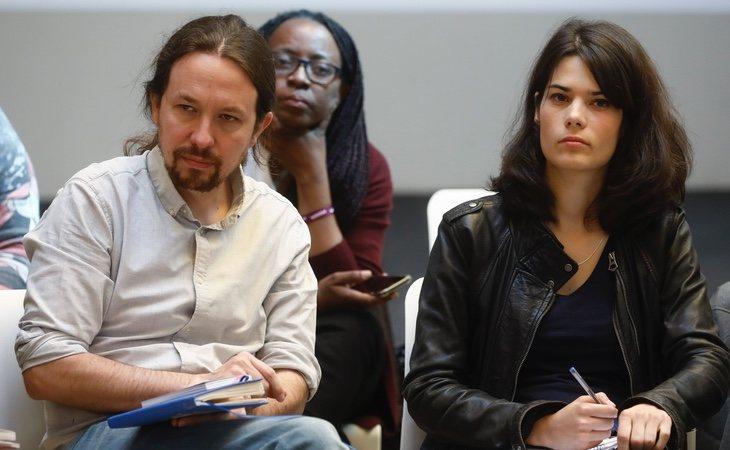 Isabel Serra ha conseguido convertirse en la Cayetana de la izquierda, capaz de encarnar con mayor fuerza el discurso duro