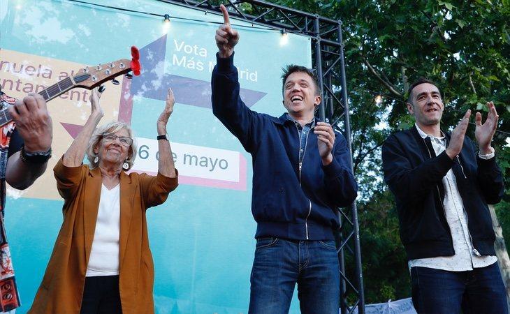 Errejón ha enseñado el camino para ensanchar la base electoral del partido frente a la debacle de Podemos