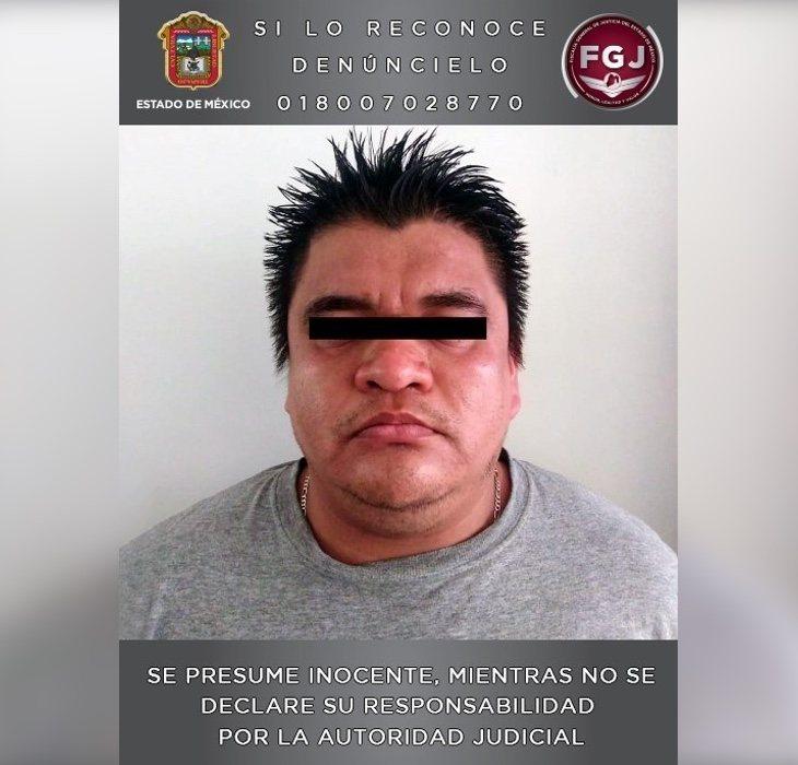 El acusado se encuentra detenido