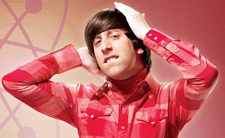 Howard de 'The Big Bang Theory'