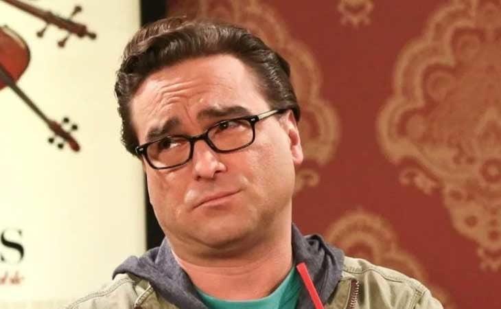 Leonard de 'The Big Bang Theory'