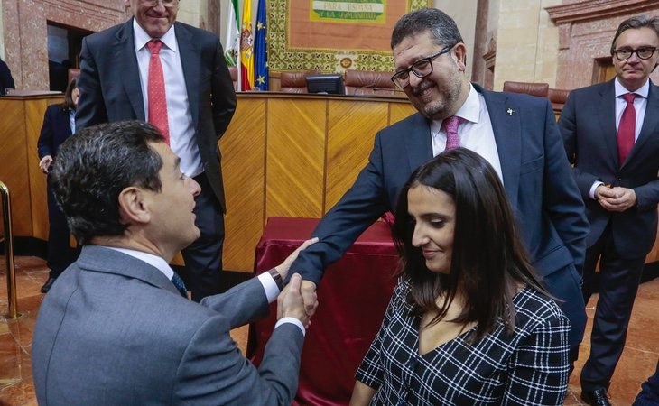 VOX quiere un papel protagonista en las próximas elecciones y considera que PP y Ciudadanos no aplican sus políticas en Andalucía
