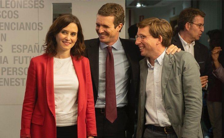 Los barones creen que Pablo Casado continuará derechizando el partido tras retener Madrid