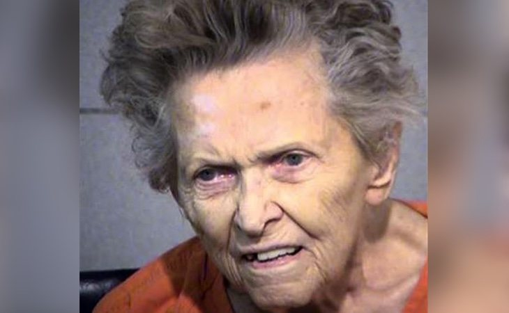 Anna Mae, la anciana que mató a su hijo
