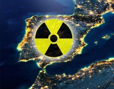6 zonas de España contaminadas con radiación nuclear